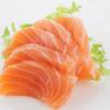 281-Salmon sashimi#