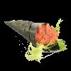 205-Spicy Salmon Temaki