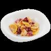 348-Code di mazzancolle al limone in salsa agropiccante